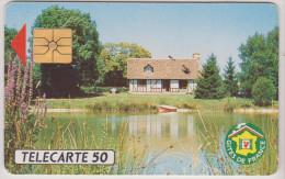 (R) Telécarte , Gites De France , 50 Unités , 1994 - Phonecards