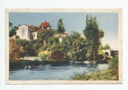 G-I-E , 24 , église De SOURZAC , Environs De MUSSIDAN , Voyagée 1948 , - Autres Communes