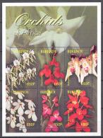 Burundi COB BL150 Flowers-Bloemen-Fleurs 2004 MNH
