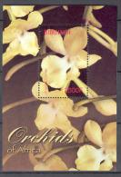 Burundi COB BL151 Flowers-Bloemen-Fleurs 2004 MNH