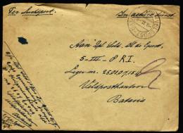 A3600) Niederlande Indien Netherlands Indies Feldpostbrief Vom 8.2.1947 - Niederländisch-Indien