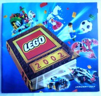CATALOGUE LEGO 2002 - Catalogues