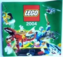 CATALOGUE LEGO 2004 Légo - Catalogues