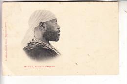 ETHIOPIA / ÄTHIOPIEN / Abyssinie, Menelik II, Roi Des Rois D'Abyssinie, 1907 - Äthiopien