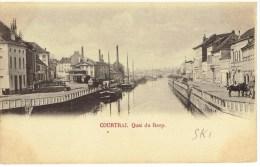 COURTRAI - Quai Du Reep - Kortrijk