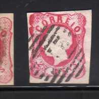 YT 15 OBLITERE COTE 5 € - 1855-1858 : D.Pedro V