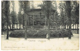 COURTRAI - L' Esplanade - 3679 Wilhelm Hoffmann, Dresde - Kortrijk