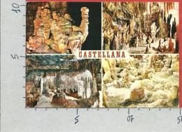 CARTOLINA NV ITALIA - BARI - Grotte Di Castellana - Vedutine - 10 X 15 - Bari