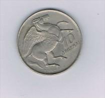 Greece 10 Drachmas 1973 - Pegasus - Grèce