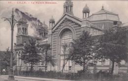 Cp , 59 , LILLE , Le Palais Rameau - Lille