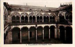 Valladolid      320      San Gregorio : Patio - Valladolid