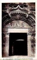 Valladolid      321      San Gregorio.Detalle De La Fachada - Valladolid