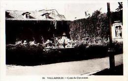 Valladolid      322      Casa De Cervantes - Valladolid