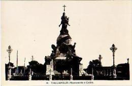 Valladolid      323      Monumento A Colon - Valladolid