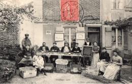 """RILLY-la-MONTAGNE --Maison  """"Henri CHAUVET P�pinieriste Viticulteur """" --le Greffage en 1907"""