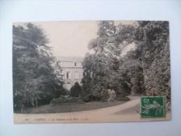 LE HAVRE.SANVIC:Le Château Et Le Parc. - Le Havre