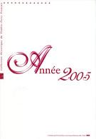 """2005 : Document Officiel : """" 1ère PAGE DE PRESENTATION """" (sans Timbre). Parfait état ! - Documents Of Postal Services"""