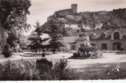 Cp , 65 , LOURDES , Musée Notre-Dame De Lourdes Et Le Château-Fort - Lourdes