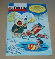 Tintin Français N° 826 Du 20/8/64 Couverture Berck, Article Chateaubois, Lausanne - Tintin
