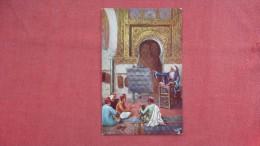 Morocco  Moorish School  Tuck Series===2113 - Morocco