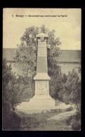 Rongy Monument Aux Morts Pour La Patrie - Autres