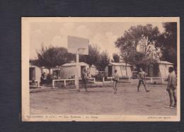Villennes (sur Seine 78) - Les Nudistes - Le Camp ( Naturisme Nudiste Nudisme Homme COMBIER CIM) - Villennes-sur-Seine