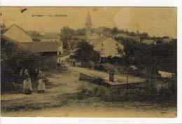 Carte Postale Ancienne Etobon - Vue Générale - France