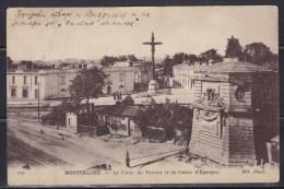 7713. France, 1920, Montpellier, Postcard - Montpellier