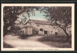 CPA Raphèle, La Cravenco, Coopérative Oléicole - France