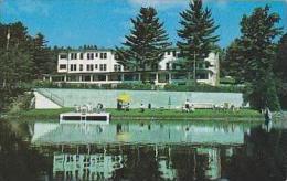 New York Lake Placid Leahys Lakeside Inn Dexter Press