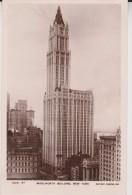 New York, NY, Woolworth Building  . ROTARY PHOTO, E.C. - Non Classés