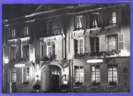 Carte Postale 28. Nogent-le-Rotrou  Hotel Du Dauphin    Trés Beau Plan - Nogent Le Rotrou
