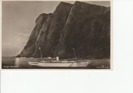 Carte Nordkapp 2.9.1938 - Noorwegen