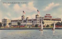 Florida Sanford Hotel Mayfair St Johns River Fruit Order Form