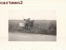 DUNKERQUE GUERRE BOMBARDEMENT 39/45 RECHERCHE DE MINES DETECTEUR DE METAUX MILITAIRE MILITAIRE SECONDE GUERRE MONDIALE - Dunkerque