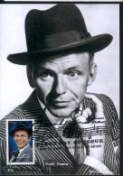 2433 U.s.a.  Maximum,  2008  Frank Sinatra,   Cinema Movie  Film - Cinema