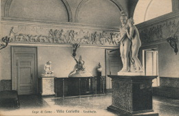 ITALIE - LAGO DI COMO -- Villa CARLOTTA - Vestibolo - Como