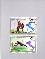1989 Corea Del Nord - Campionati Mondiali In Italia 1990 - 1990 – Italia