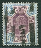 GRANDE-BRETAGNE  - N° 115 OBLITERE - COTE : 50,00 E. - 2 Scans - 1902-1951 (Re)