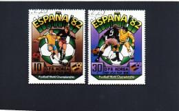 1982 Corea Del Nord - Campionati Mondiali In Spagna - 1982 – Espagne