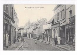 Cpa Le Neubourg   ( Eure) - Rue De Conches - Le Neubourg