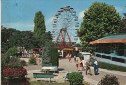 LAZIO ROMA  EUR  LUNEUR  LUNA PARK PERMANENTE DI ROMA  1969 - Parchi & Giardini