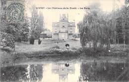 93 - LIVRY GARGAN : Le Chateau De La Forêt : Le Parc - CPA - Seine St Denis - Livry Gargan