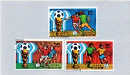 1978 Corea Del Nord - Campionati Mondiali In Argentina - 1978 – Argentine