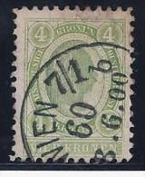 AUSTRIA / 1899-1902 - Yvert # 79A* Precio Cat €25.00 - 1850-1918 Imperio