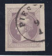 AUSTRIA / 1867 - Yvert # Journaus 10ll * Precio Cat €10.00 - Usados