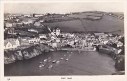England Tintagel Port Isaac Panorama Real Photo - Other