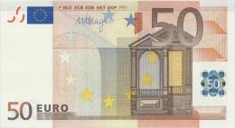 S ITALIA 50 EURO J092 A2  - DRAGHI   FDS/UNC/NEUF - 50 Euro