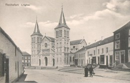 ROCHEFORT L'EGLISE BELGIQUE - Rochefort