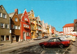 ! Moderne Ansichtskarte Neustadt Waldnaab, Autos, Cars, Ford, Mercedes, KFZ, PKW, Automobile, Voitures - Turismo